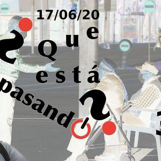 Turismo y Barcelona | ¿Que esta pasando? 31 (17/06/20)