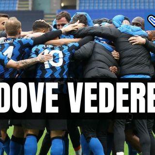 Dove vedere Crotone-Inter: diretta TV e streaming del match