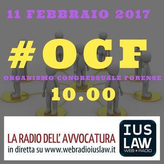 #OCF, 11 febbraio 2017