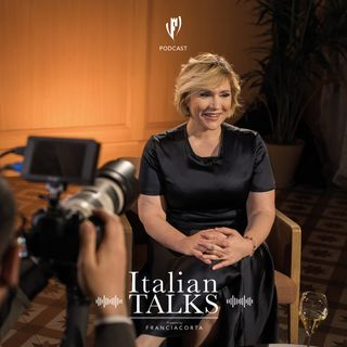 Italian Talks - Carmen Giannattasio