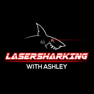 Lasersharking With Ashley