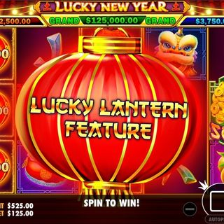LUCKY NEW YEAR De La Pragmatic Play