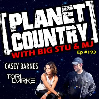 #193 - TCMF Interviews - Casey Barnes & Tori Darke