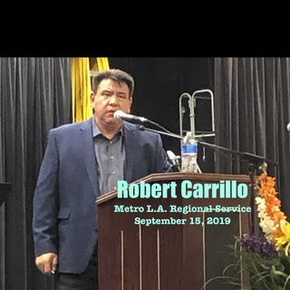 Robert Carrillo - Metro L.A. Regional