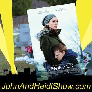 03-13-19-John And Heidi Show-PeterHedges-BenIsBack