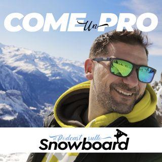 #03 LA COSTANZA - Snowboardare sempre e comunque.