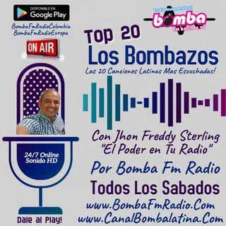 Los 20 Bombazos Top Latino