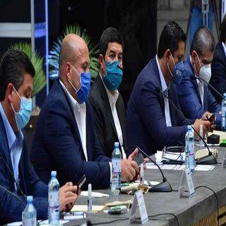 La Alianza Federalista aceptaron invitación de AMLO para firmar un Acuerdo Nacional por la Democracia