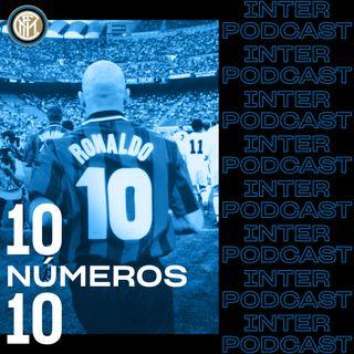 10 Números 10 - Ronaldo