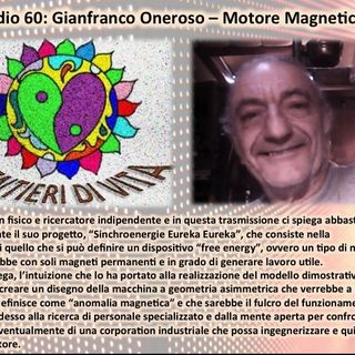 Ep60 Ginfranco Oneroso - Motore Magneti
