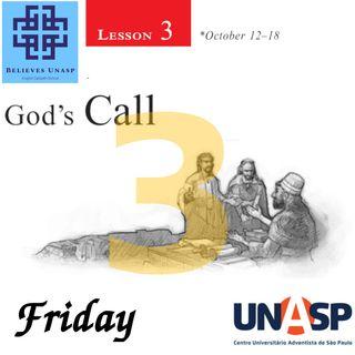 Sabbath School Oct-18 Friday