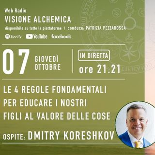 """DMITRY KORESHKOV - """"LA VITA DI PROSPERITA' PER I PROSSIMI 100 ANNI: LE 4 REGOLE FONDAMENTALI PER EDUCARE I NOSTRI FIGLI AL DENARO"""