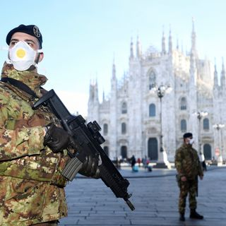 Italy becomes centre of European COVID-19 outbreak | 24 February 2020