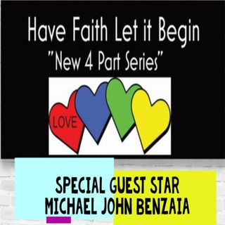 """Love"" Special Guest Star Artist/Actor Michael John Benzaia"