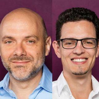 66. David Armstrong and Sebastian Kaatz of HolidayPirates