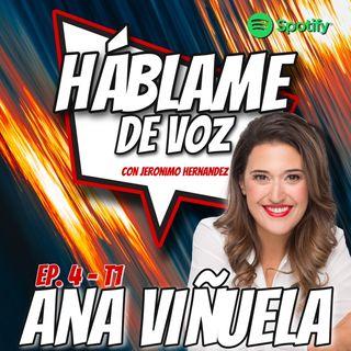 HDV Ep. 04 - SOY UNA LOCATRIZ con Ana Viñuela