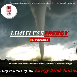 Limitless Ep 10 - PQQ The Energy Maker