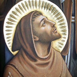 Cantico delle creature, Francesco d' Assisi