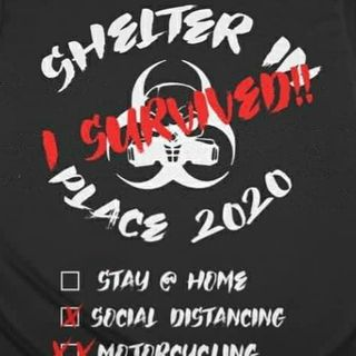 SHELTER IN PLACE 2020