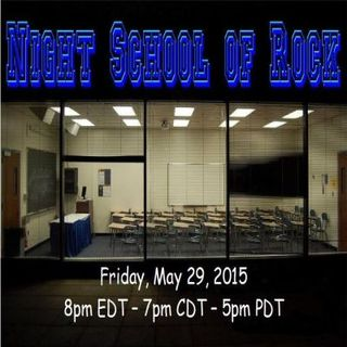 Night School of Rock 5-29-15