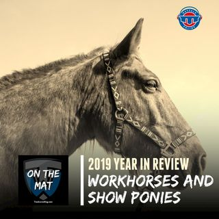 2019 Year in Review: Workhorses and Show Ponies - OTM595