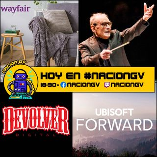 Ennio Morricone - Wayfair - Devolver Digital y Ubisoft - 12 de julio