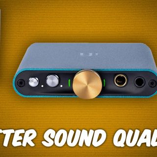 ATG 36: Get Better Sound With Headphone Amps & DACs