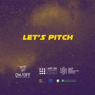 Let's Pitch | Alain Marenghi