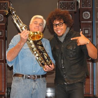 Jake Clemons Embracing Light