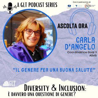 13. Cosa è la medicina di genere, con Carla D'Angelo