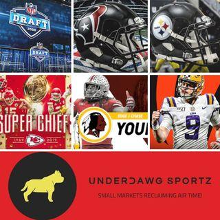 UnderDawg Sportz 2020 NFL Draft Special