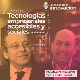 Ciberseguridad ligada al mundo de la accesibilidad con Marlon Molina