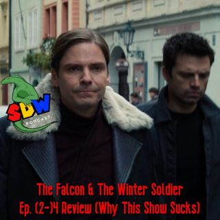 The Falcon & The Winter Soldier - Ep. (2-)4 Review (Why This Show Sucks)