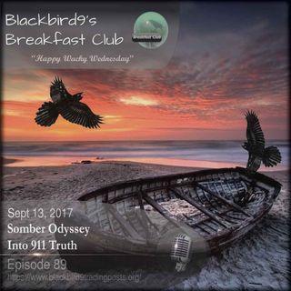 Somber Odyssey Into 911 Truth - Blackbird9 Podcast