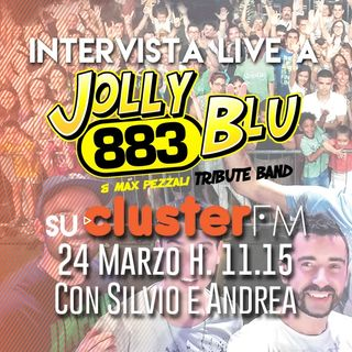 DDPP LiVE con Gabry from Jolly Blu Band