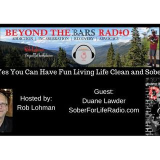 Duane Lawder: Sober For Life Radio:  Reaching People With a Message of Hope