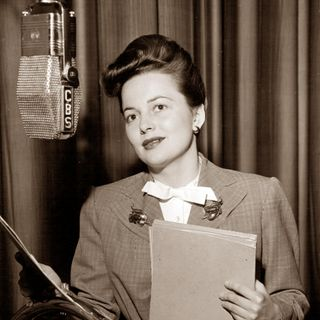 Classic Radio Theater for March 31, 2021 Hour 2 - The Dark Mirror starring Olivia De Haviland