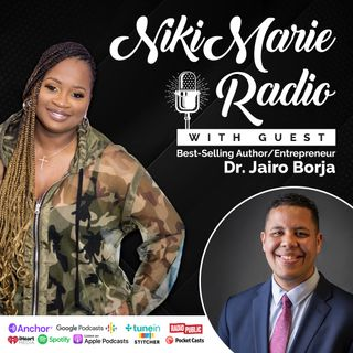 Interview with Best-Selling Author of Networking Your Way To Success, Dr. Jairo Borja