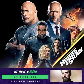 Hobbs & Shaw review + Interview with Marvel's Chip Zdarsky