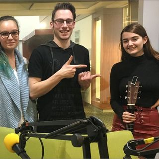 Youth Radio - Anna Oliphant Wright RSS Hour