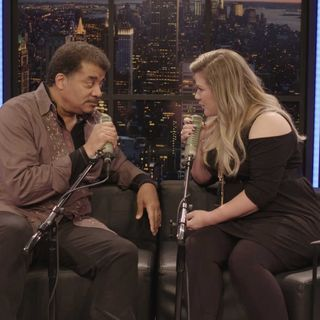 Singing Science, with Kelly Clarkson
