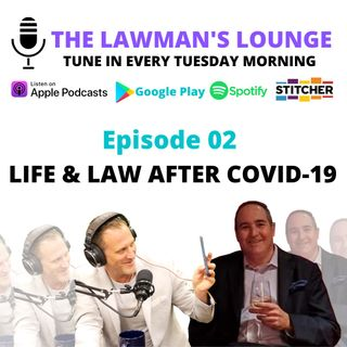 Life and Law After COVID-19 with Attorney Seth Price