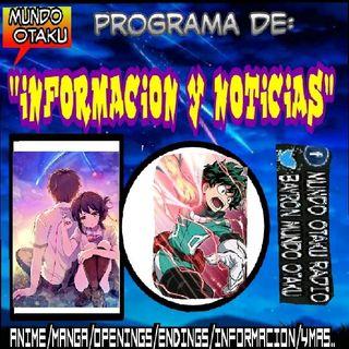 """KIMI NO NAWA"" en ""LIVE ACTION"" INFORMACIÓN,ANIMES INVIERNO 2019"" !!!!"