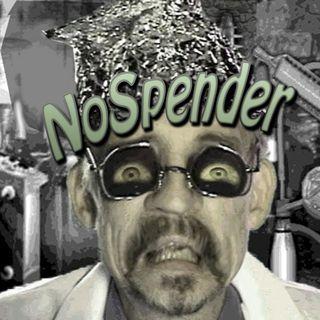 """Doctor I. M. Paranoid """"NoSpender 2017"""""""