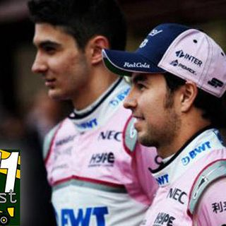 17: e230 - Ocon leaves Sergio for Sirotkin | The NR F1 Podcast