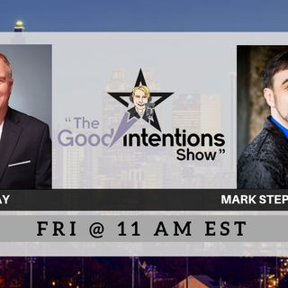 The Good Intentions Show: Up Your Game!
