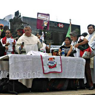 Encinas promete justicia en caso Ayotzinapa
