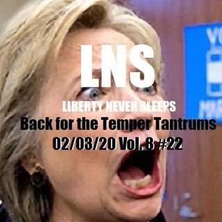 Back for the Temper Tantrums 02/04/20 Vol. 8 #22