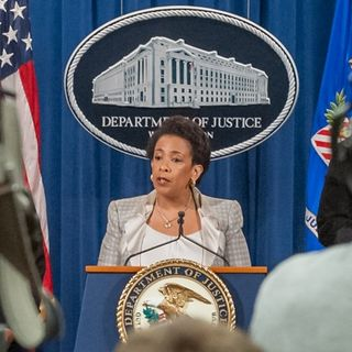 Lynch Urges Calm After Week Of Violence