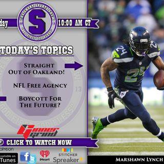 The Short Sports Show Ep. 201 | Boycott Final Four? Raiders Want BEAST MODE!